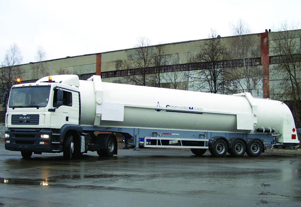 Hydrogen transportation